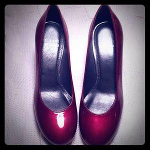 Stuart Weitzman Red Heels